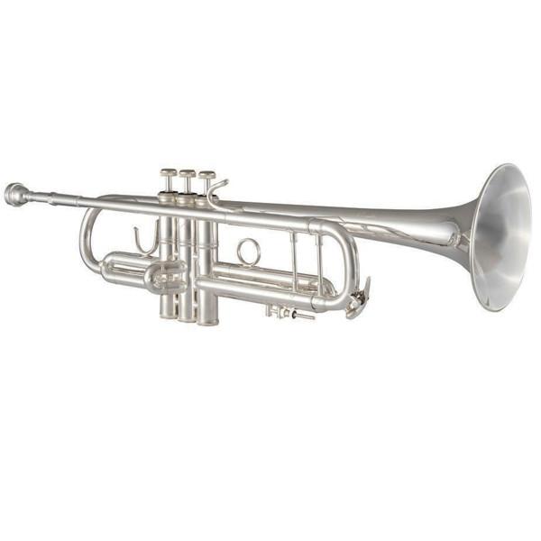 Trompet Bach Bb Stradivarius 180S37 sølv