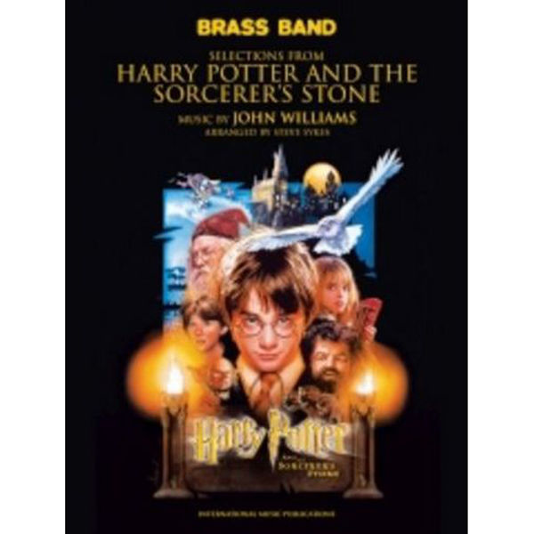 Harry Potter and The Sorcerer's Stone, John Williams arr Stephen Sykes - Brass Band