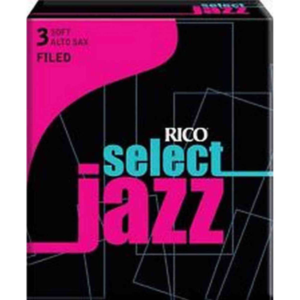 Altsaksofonrør Rico Jazz 3 1/2  (10 pk)
