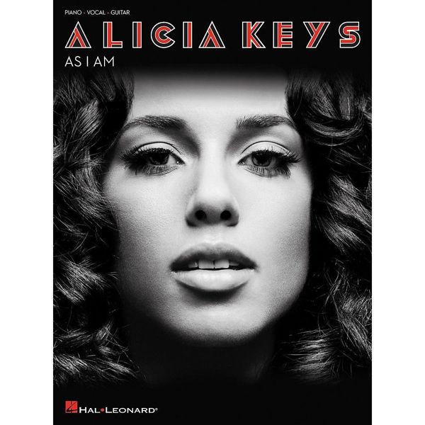 As I Am, Alicia Keys - Piano/Vokal/Gitar