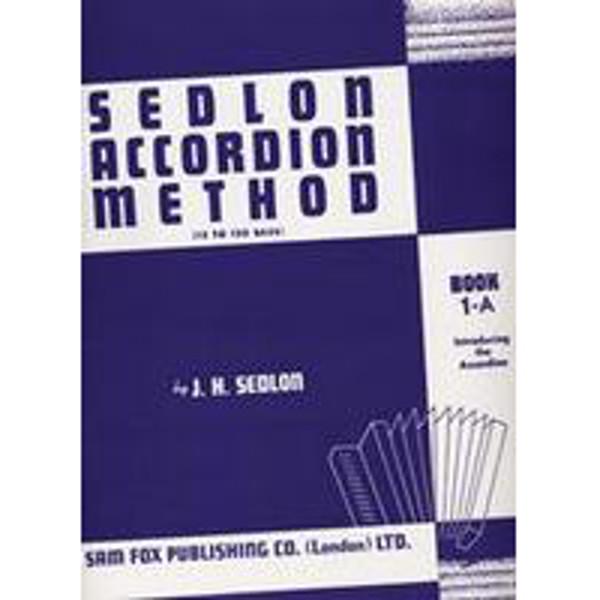 Sedlon Accordion Method Book 1-A