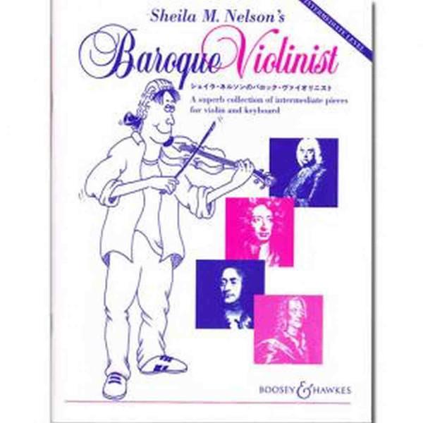 Baroque Violinists - Sheila M. Nelson