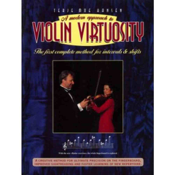Violin Virtuosity - Terje Moe Hansen