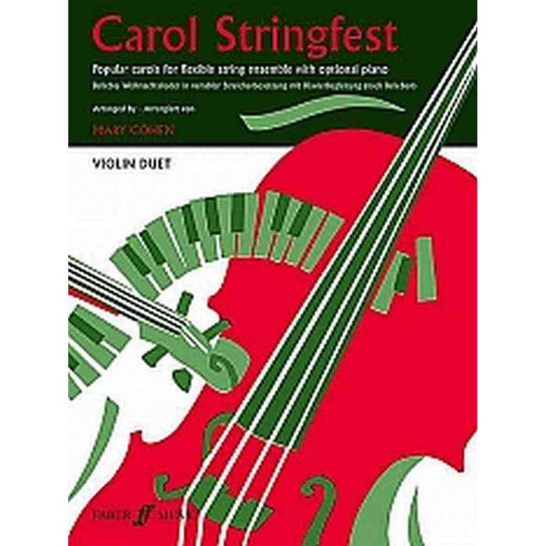 Carol Stringfest - (Violin Duet Part)