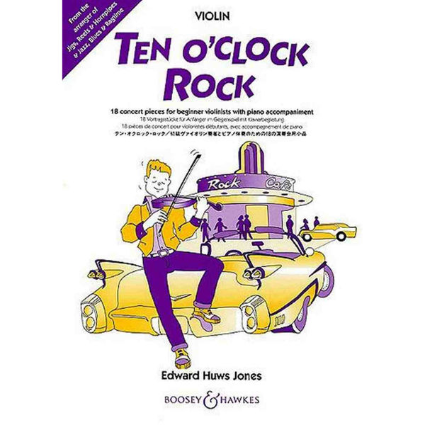 Ten O'clock Rock - Fiolin