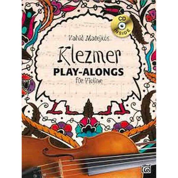 Klezmer Play-Along for Fiolin