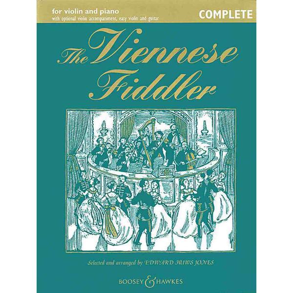 The Viennese Fiddler - Edward Huws Jones