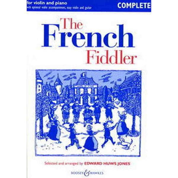 The French Fiddler - Edward Huws Jones