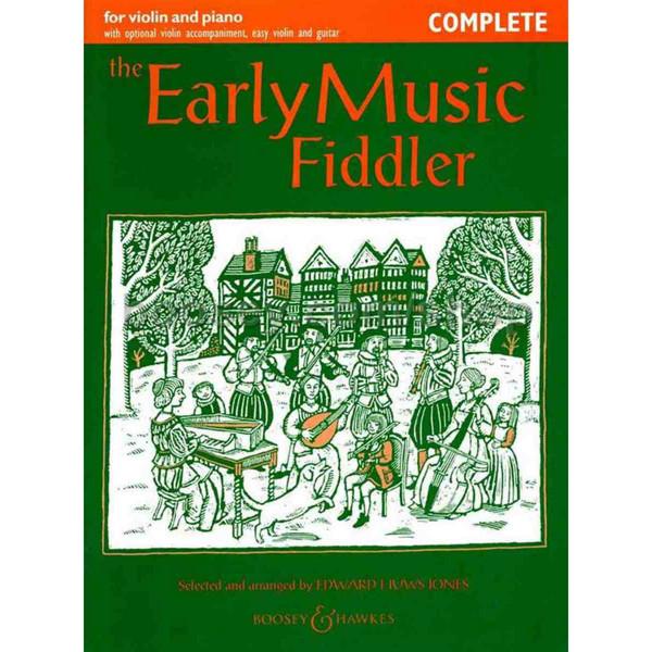 The Early Music Fiddler - Edward Huws Jones