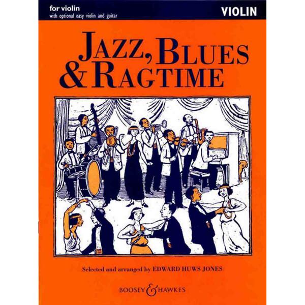 Jazz, Blues & Ragtime - Fiolin