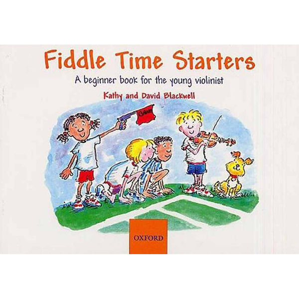 Fiddle Time Starters - First edition, Blackwell