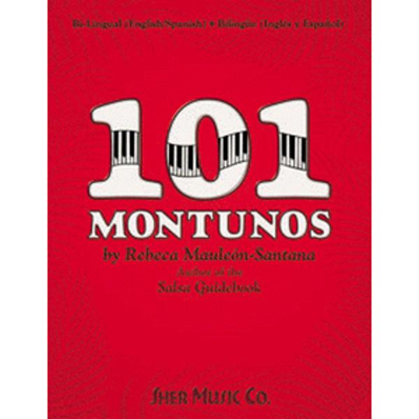 101 Montunos by Rebeca Mauleon-Santana - Piano