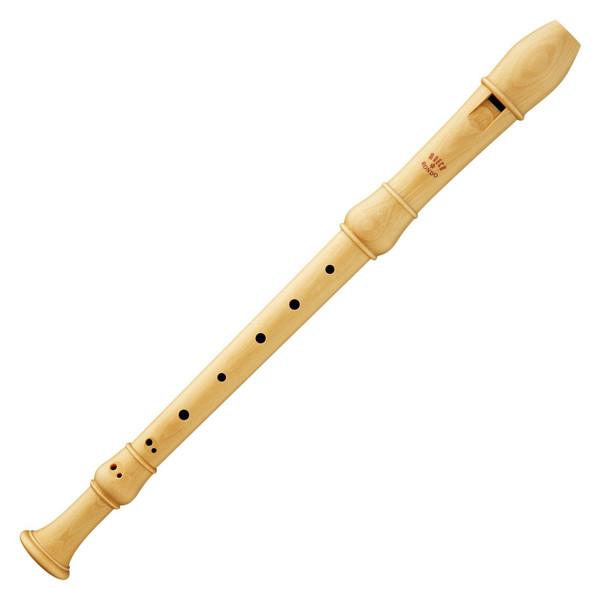 Blokkfløyte Sopranino Moeck Flauto Rondo 2100, Baroque, Maple wood