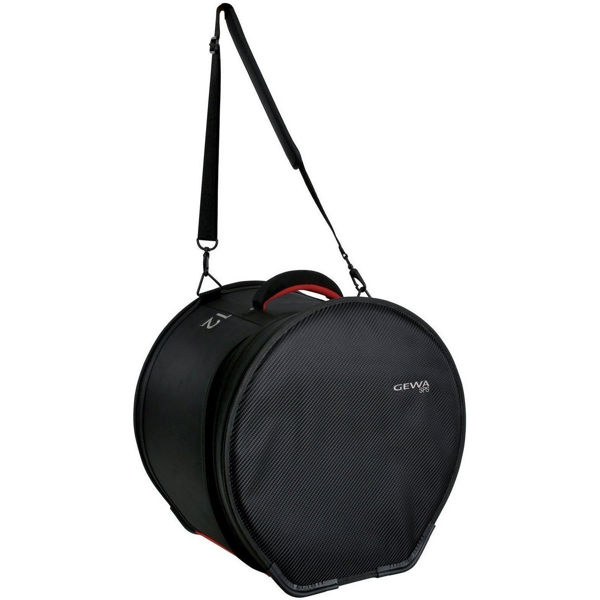Trommebag Gewa SPS Gulvtromme 232440, 14x14 Polstred Bag