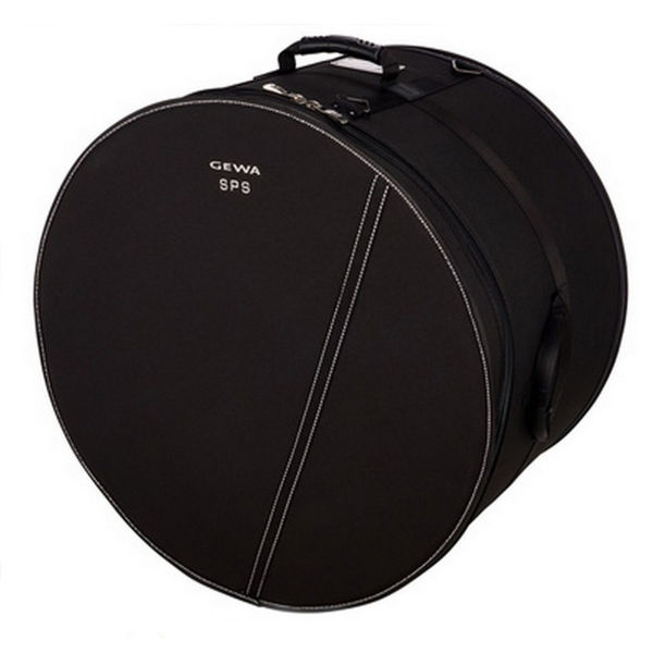 Trommebag Gewa SPS Stortromme 232510, 20x18 Polstred Bag