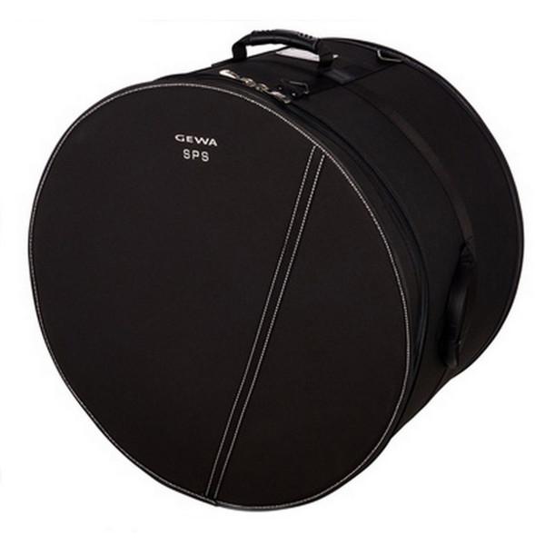Trommebag Gewa SPS Stortromme 232520, 22x18 Polstred Bag