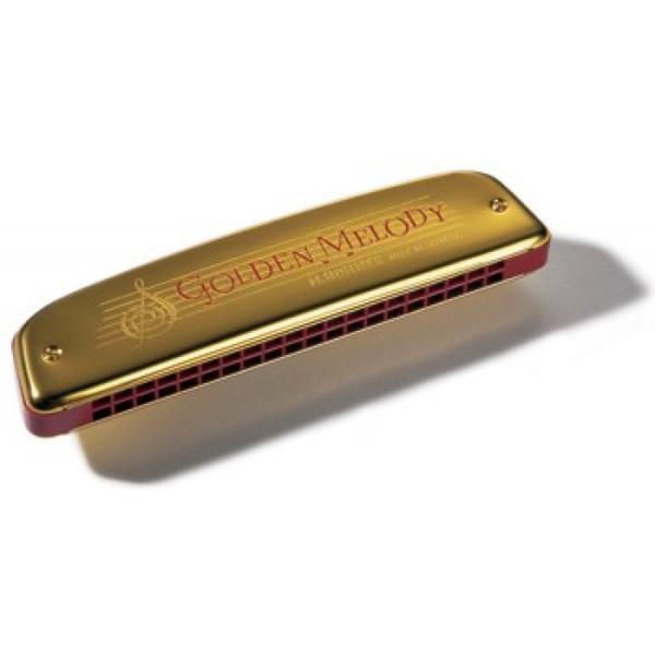 Munnspill Hohner Golden Melody 2416/40 C