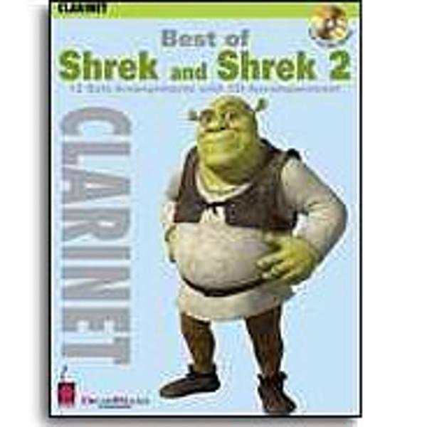 Best of Shrek and Shrek 2 - klarinett