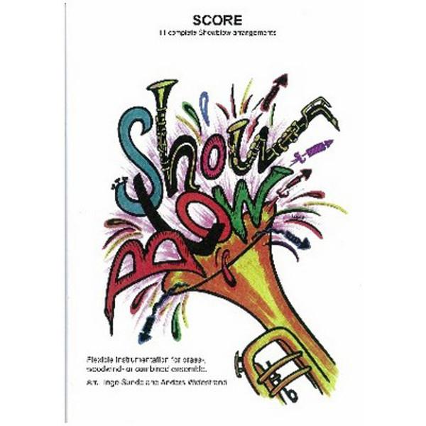 Showblow Folio Score