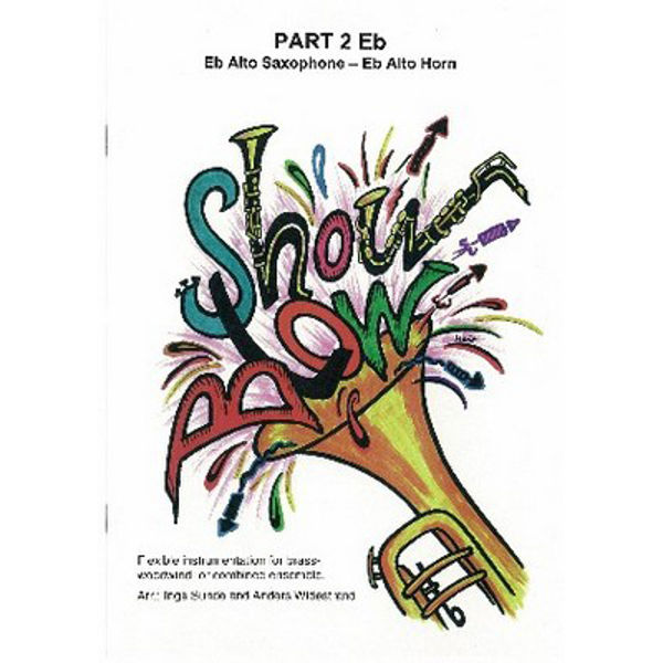 Showblow Folio 2 Eb
