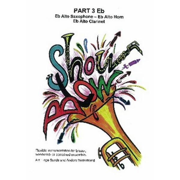 Showblow Folio 3 Eb