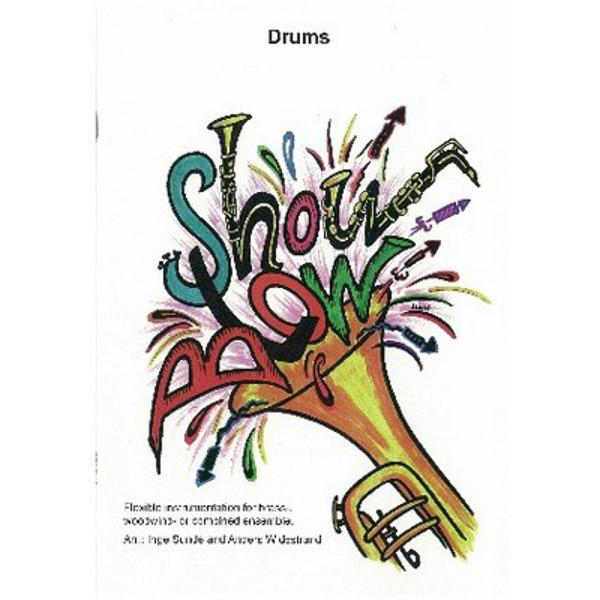 Showblow Folio Drums