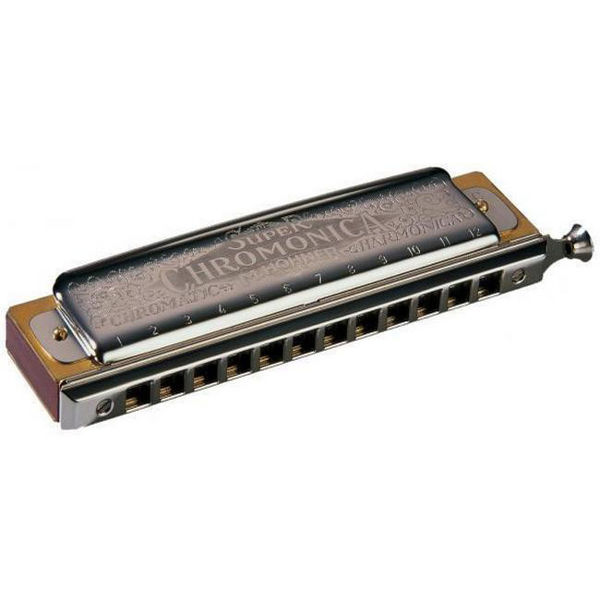 Munnspill Hohner Chromonica II 270 Deluxe C