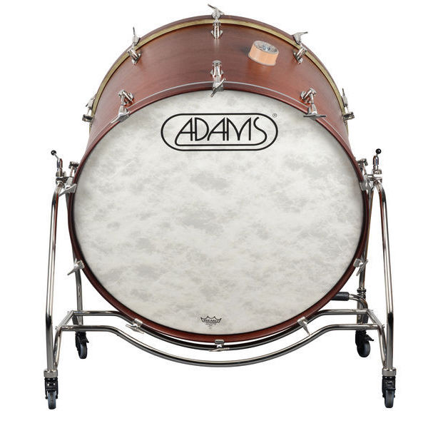 Konsertstortromme Adams BDVT32, 32x18, Tilting Stand, Vintage Frame,