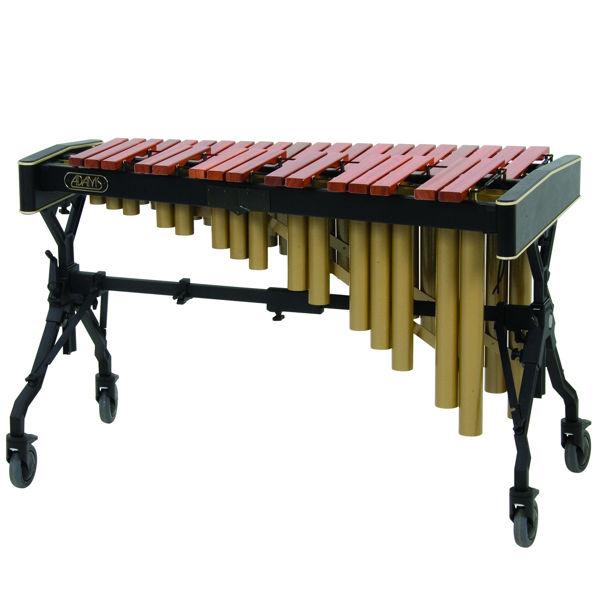 Marimba Adams Solist MSPVJ30, Junior 3 Octave, C3-C6, 58-40mm Padouk Bars