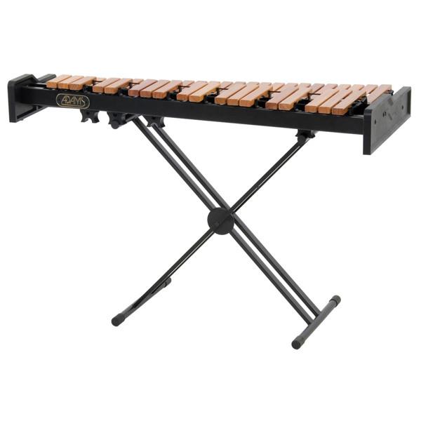 Xylofon Adams Academy XSLD35, 3,5 Octave, F4-C8, 38,5mm Light Rosewood Bars, Octave Tuned m/Stativ