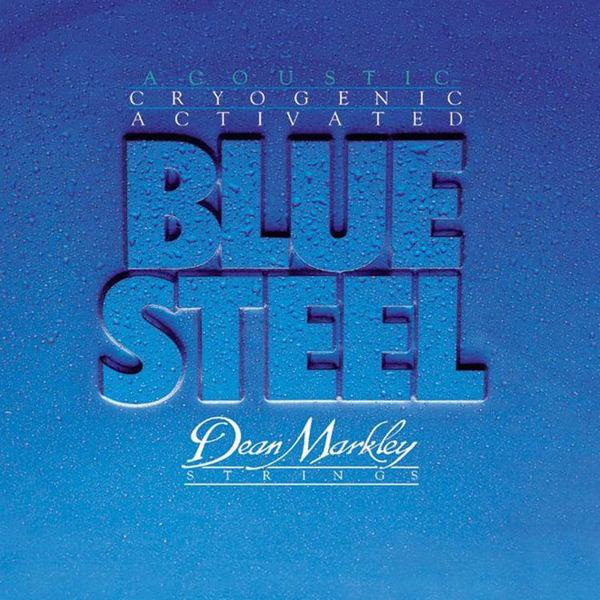 Gitarstrenger Akustisk Blue Steel 0,11