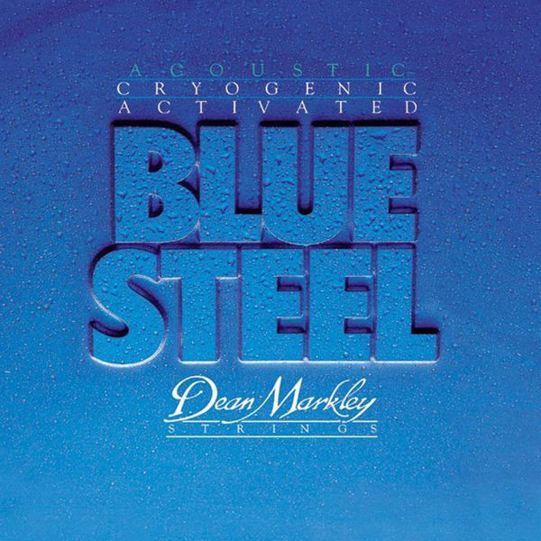 Gitarstrenger Akustisk Blue Steel 0,12