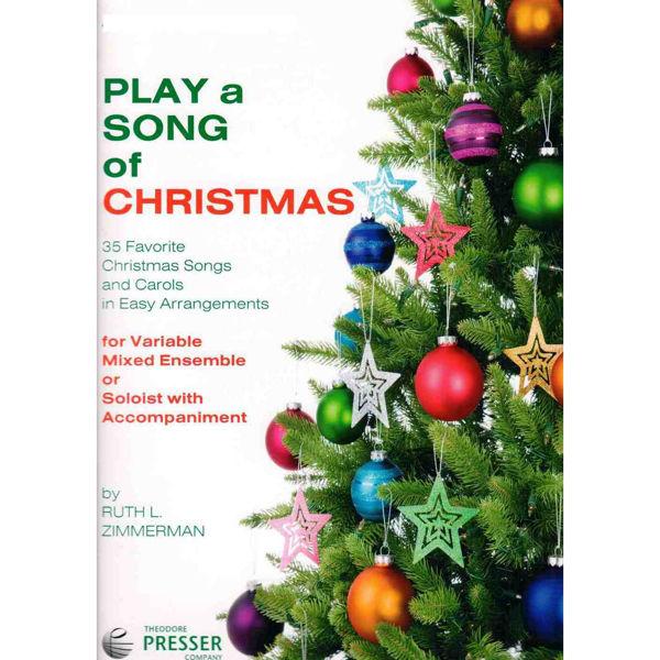 Play a Song of Christmas - Fløyte