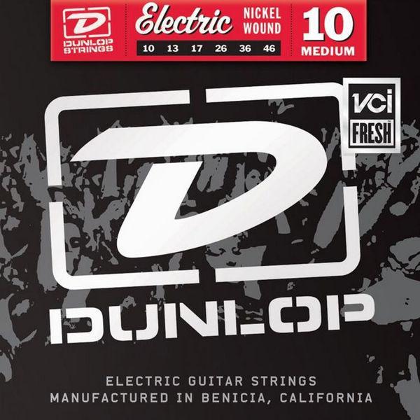 Gitarstrenger Elektrisk Dunlop Medium 10-46
