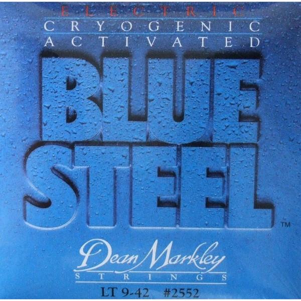 Gitarstrenger Elektrisk Blue Steel 0,09