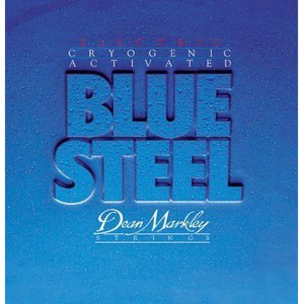 Gitarstrenger Elektrisk Blue Steel 0,10
