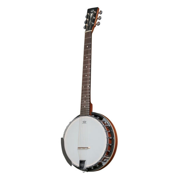 Banjo VGS Select 6-strengs m/Etui