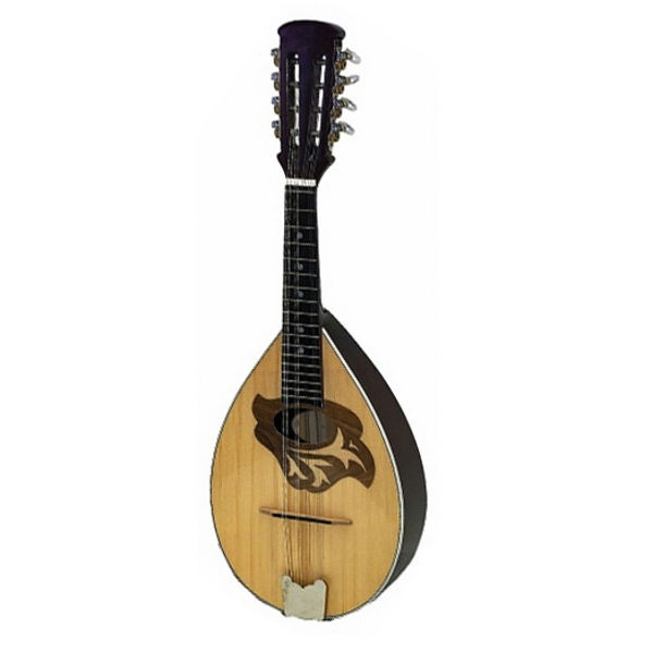 Mandolin Gewa Flat portugisisk form (lengde 610 millimeter)