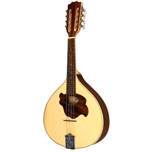 Mandolin Gewa Flat portugisisk form (lengde 635 millimeter)