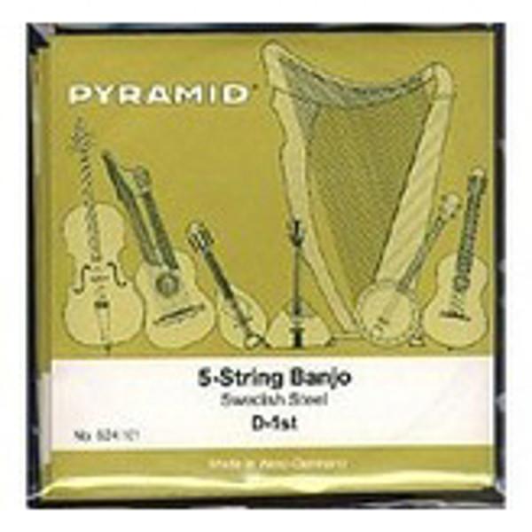 Banjostrenger Pyramid sett (5 strenger)