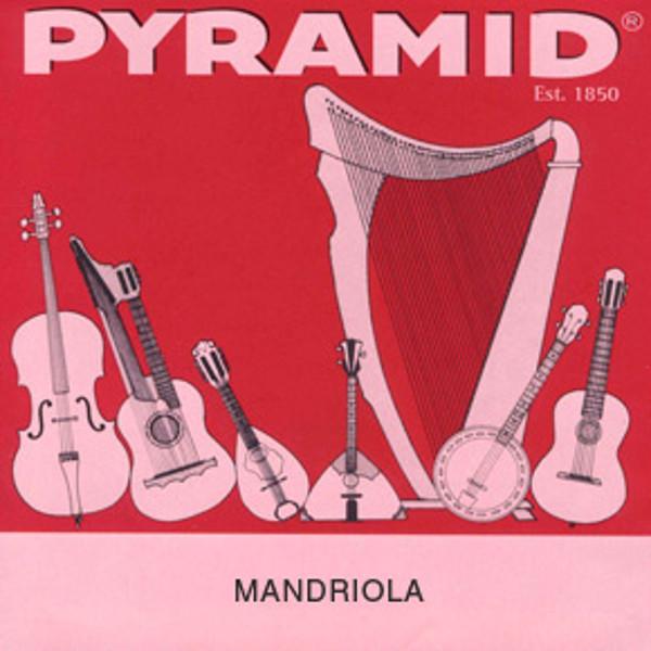 Mandriolastrenger Pyramid sett (12 strengs mandolin)