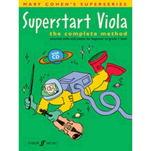 Superstudies Viola vol 1, Mary Cohen