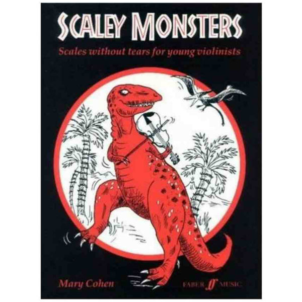 Scaley Monsters - Mary Cohen
