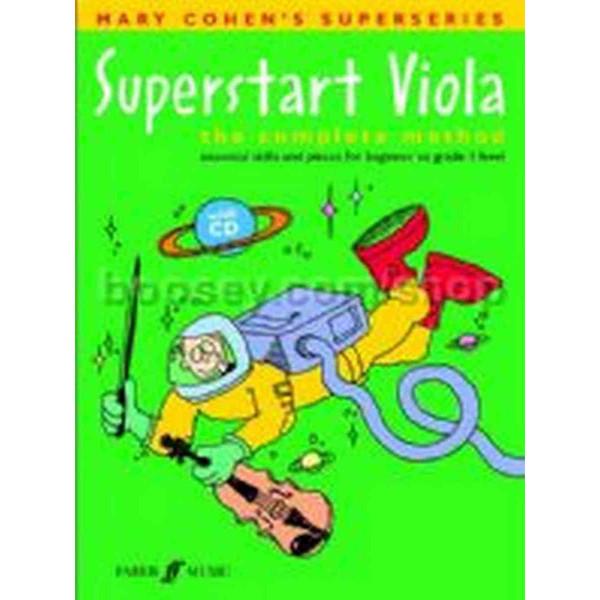Superstudies Viola vol 2, Mary Cohen