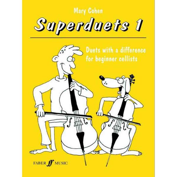 Superduets cello book 1 - Mary Cohen