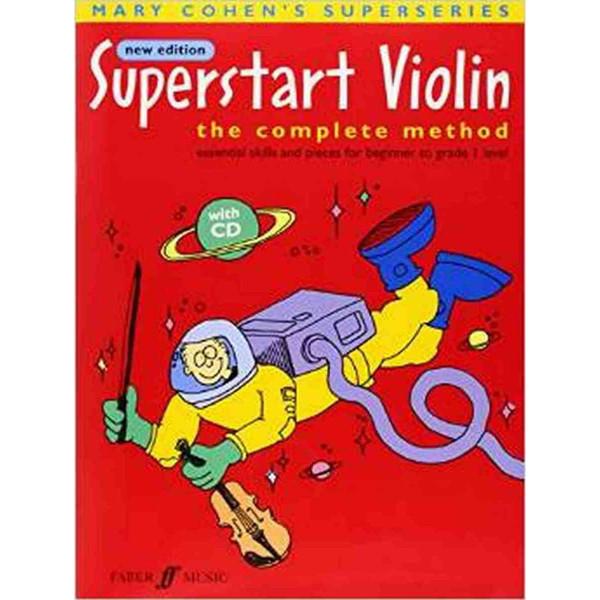 Superstart violin book 1 - Mary Cohen