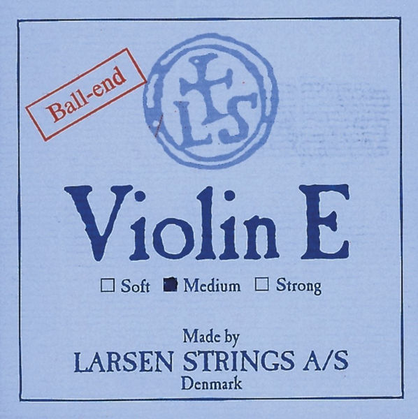 Fiolinstreng Larsen Original 1E Medium  Ball