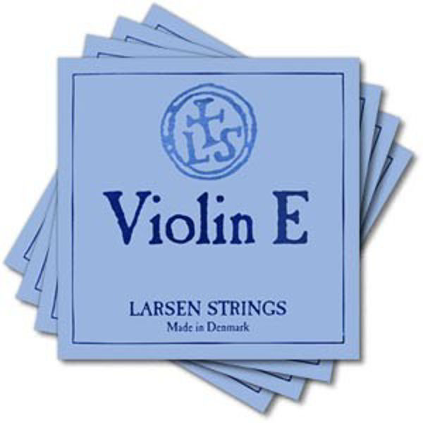 Fiolinstreng Larsen Original 1E Medium Gold Wound, Loop