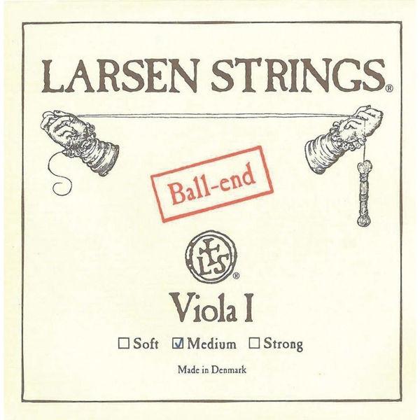 Bratsjstrenger Larsen Original Sett Medium  Ball End