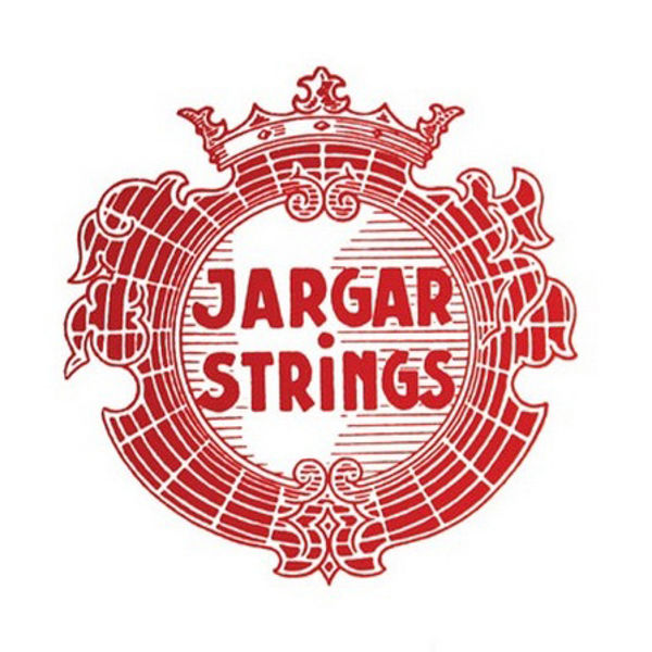Cellostreng Jargar Silver Sound 4C Forte Rød